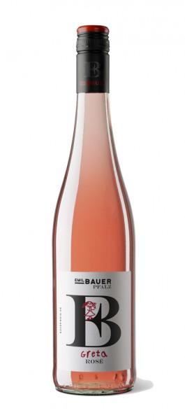 Weingut Emil Bauer - Rosé Greta feinherb 2019