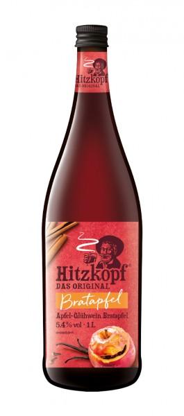 Bayernwald - Hitzkopf Glühwein Bratapfel Liter
