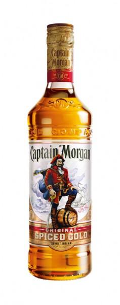 Captain Morgan Original Old Spiced Gold Alk.35vol.% 0,7l