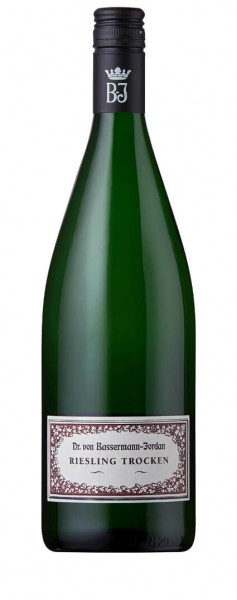 Weinmanufaktur Geheimer Rat Dr. v. Bassermann-Jordan - Riesling trocken Liter 2020