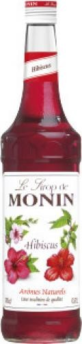 Monin Sirup Hibiscus - 700 ml