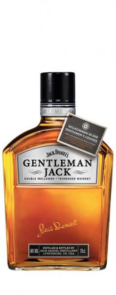 Jack Daniel's Gentleman Jack Rare Tennessee Whiskey Alk.40vol.% 0,7l