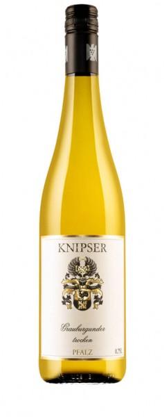 Weingut Knipser - Grauburgunder trocken 2019