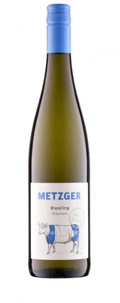 Weingut Metzger - Riesling WELL DONE B trocken 2019