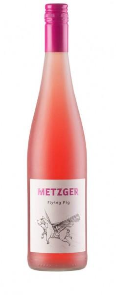 Weingut Metzger - Secco FLYING PIG Rosé
