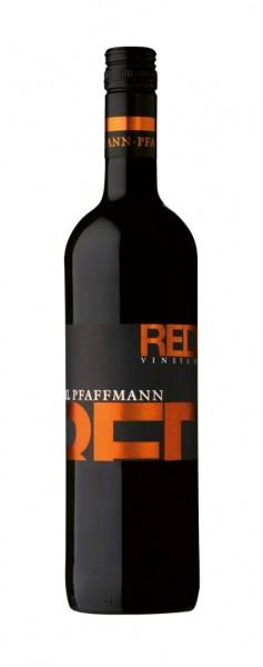 Weingut Karl Pfaffmann - RED.VINEYARD Rotwein trocken 2018
