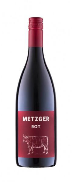Weingut Metzger - Cuvée ROT trocken 2018