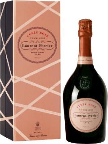 Laurent-Perrier - Champagne Cuvée Rosé 0,75l