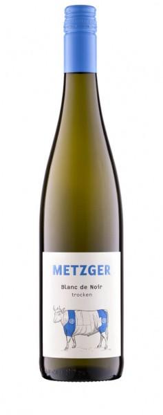 Weingut Metzger - Blanc de Noir trocken 2019
