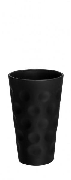 Böckling - Dubbeglas 0,5l Matt Schwarz