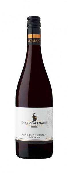 Weingut Karl Pfaffmann - Spätburgunder halbtrocken 2018