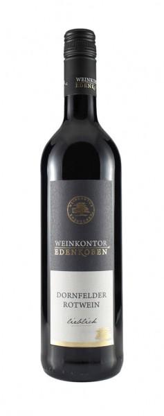 Weinkontor Edenkoben - Dornfelder lieblich 2019