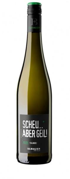 Weingut Emil Bauer - Scheu... aber Geil - Scheurebe trocken 2019