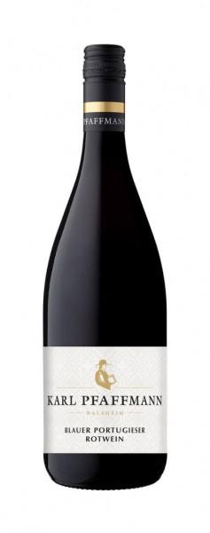 Weingut Karl Pfaffmann - Blauer Portugieser Rotwein Liter 2019