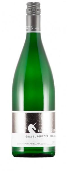 Weingut Christian Heußler - Grauburgunder trocken Liter 2019