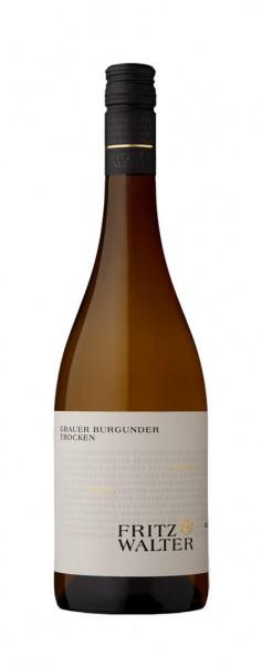 Weingut Fritz Walter - Grauer Burgunder QbA trocken 2019