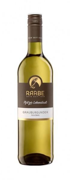 Weingut Raabe - Grauburgunder Pfälzer Lebenslust trocken 2020