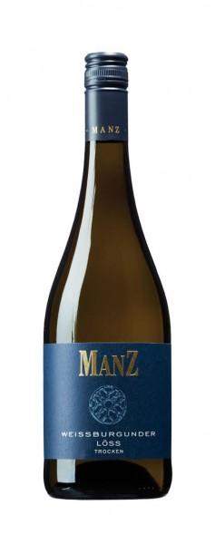 Weingut Manz - Weißer Burgunder Löss trocken 2019