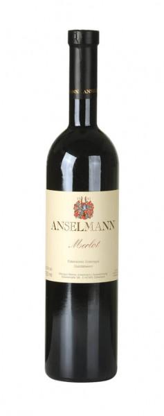 Weingut Anselmann - Merlot QbA lieblich 2019