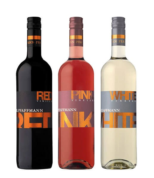 WeinPaket VINEYARD by Karl Pfaffmann 3x0.75l