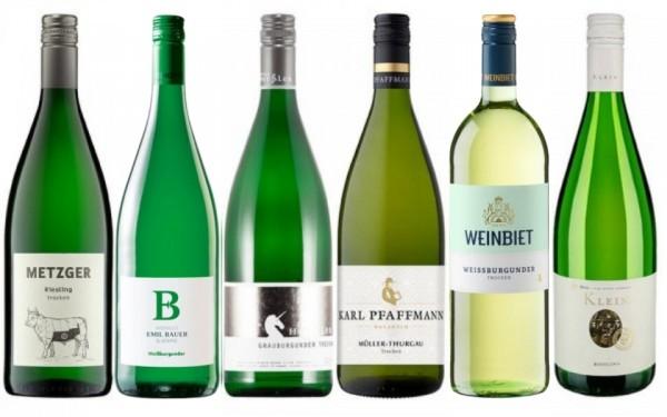 WeinPaket Liter Lieblinge WEISS