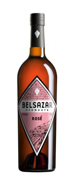 BELSAZAR Rosé Alk.17,5vol.% 0,7l