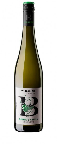 Weingut Emil Bauer - Riesling trocken Pfalz 2019