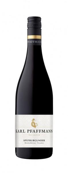 Weingut Karl Pfaffmann - Spätburgunder Nußdorfer Bischofskreuz 2019