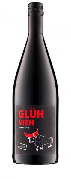 Weingut Metzger - GlühVieh Rot Liter - Glühwein
