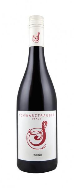 Weingut Schwarztrauber - BIO RUBINO Rotwein trocken 2018