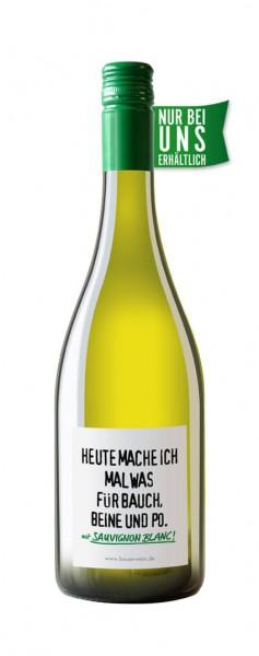 Weingut Emil Bauer - Sauvignon blanc Bauch, Beine, Po 2020