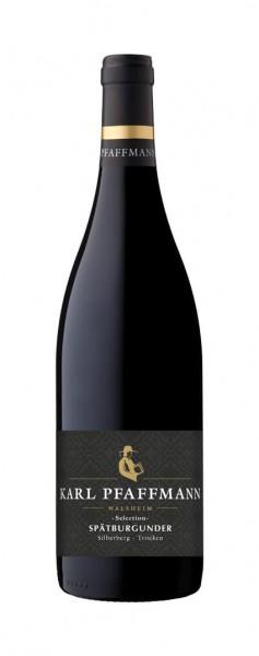 Weingut Karl Pfaffmann - Spätburgunder Silberberg trocken 2017