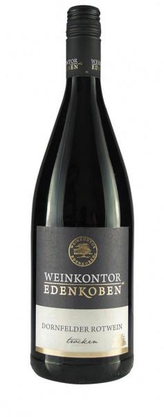 Weinkontor Edenkoben - Dornfelder trocken Liter 2019