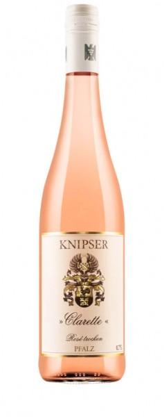 """Weingut Knipser - Rosé """"Clarette"""" trocken 2020"""