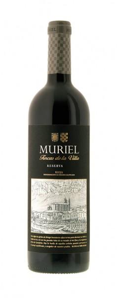 Bodegas Muriel - Rioja Reserve 2015