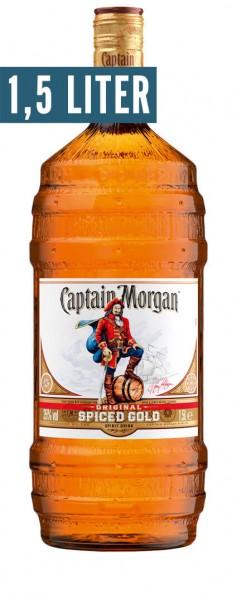Captain Morgan Original Old Spiced Gold Alk.35vol.% 1,5l