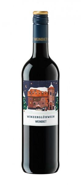 Weinbiet eG - Winzerglühwein Rot