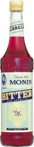 Monin Sirup Bitter - 700 ml