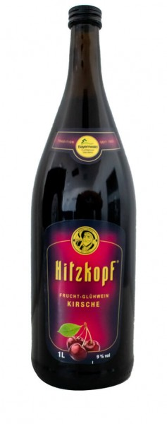 Bayernwald - Hitzkopf Glühwein Kirsch Liter