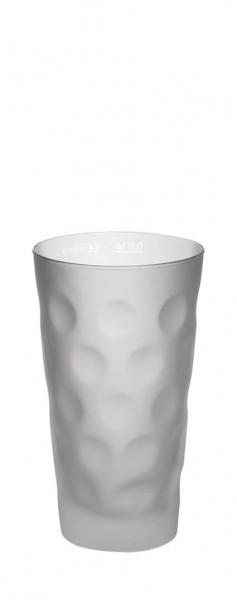 Böckling - Dubbeglas 0,5l Satiniert
