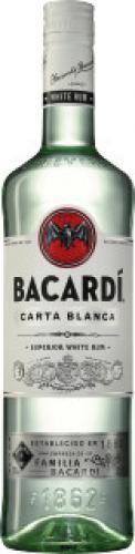 Bacardi Carta Blanca Alk.37,5vol.% 0,7l