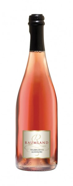 Sekthaus Raumland - Roter Traubensecco Alkoholfrei