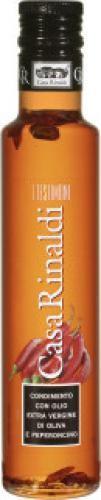Casa Rinaldi - Natives Olivenöl mit Chili 250ml