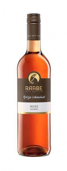 Weingut Raabe - Rosé Pfälzer Lebenslust trocken 2020
