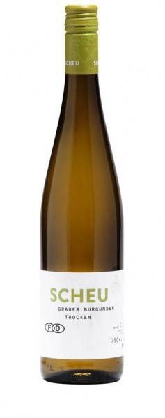 Weinhof Scheu - Grauer Burgunder Gutswein trocken 2020