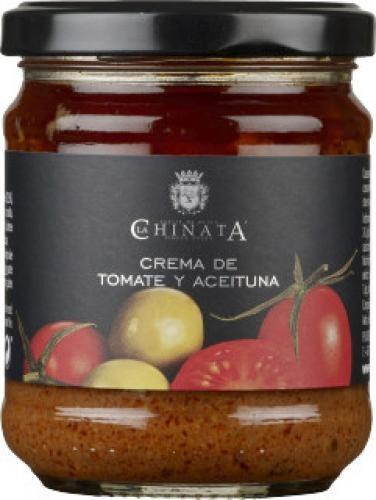 Paté de Tomates y Aceitunas 180g-Glas