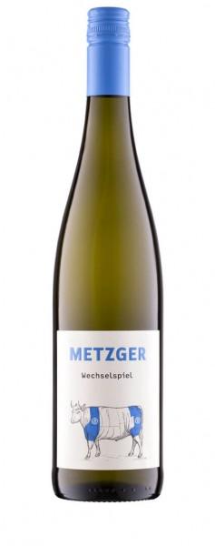 Weingut Metzger - Wechselspiel Scheurebe & Riesling 2019