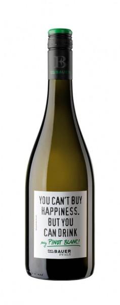 Weingut Emil Bauer - Pinot Blanc HAPPY trocken 2019