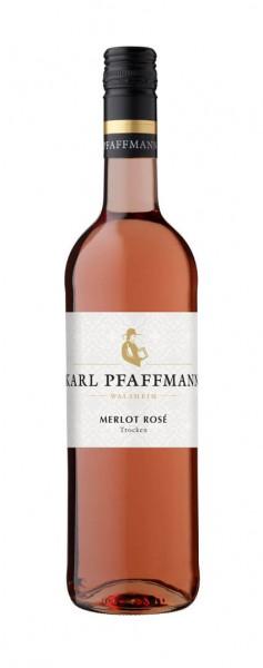 Weingut Karl Pfaffmann - Merlot Rosé trocken 2019