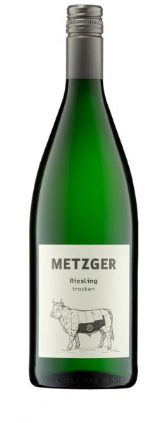 Weingut Metzger - Riesling Liter trocken 2019